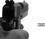 Foto de uma arma ilustra nota do Fernando Albrecht sobre a legislação branda do Brasil para assaltantes