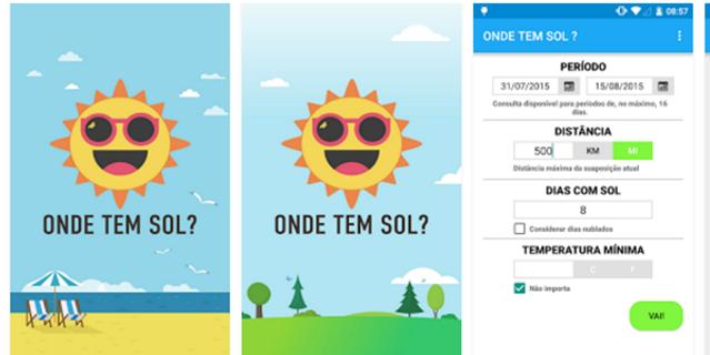 Leitor-cria-aplicativo-para-informar-onde-tem-sol-app