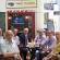 Turma do Irpapos que se reúne com Fernando Albrecht no Café Chaves