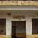 Aeroporto de Livramento em estado lamentável - prédio descascado, na frente se lê Varig