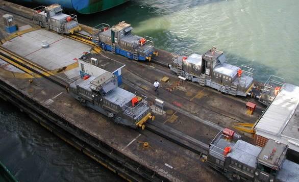 novo canal do Panamá
