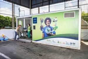 cartaz do programa recicle mais pague menos, da AES Su