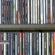 CDs em exposição em lojas com