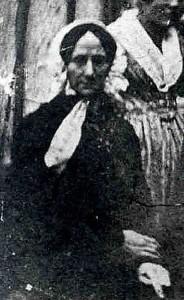 Constanze_mozart em 1840, 2 anos antes de sua morte