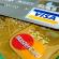 Cartões de crédito Visa e Mastercard