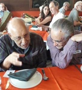 jornalistas José Silveira e Carlos Bastos