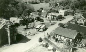 Foto de SV nos anos 1950 /Arquivos da Prefeitura