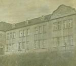 IMagem antiga do colégio São Jacó onde o Fernando Albrecht cometeu um pecado