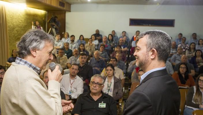 Foto: Caco Argemi/Presidência ALRS
