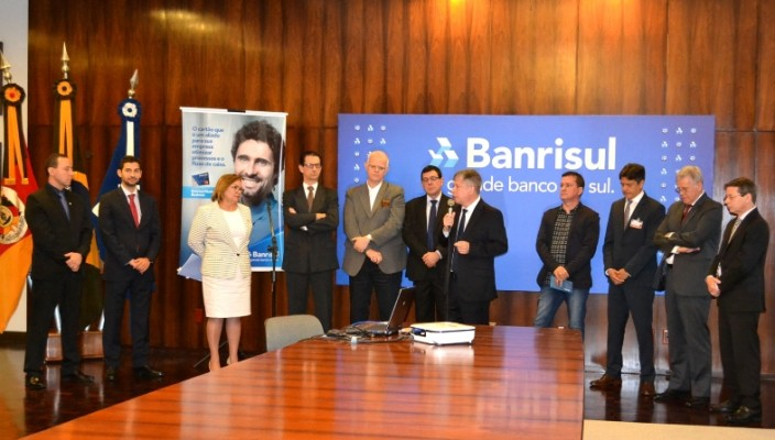 Banrisul Mastercard -cartão Busines Platinum-