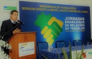 Desembargador do Tribunal Regional do Trabalho (TST) do Mato Grosso do Sul
