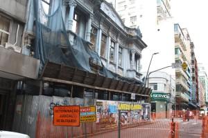 Porto Alegre, RS - 17/08/2018 Prefeitura pede arrecadação do imóvel Casa Azul Foto: Maria Ana Krack / PMPA