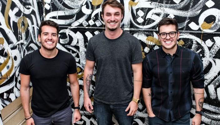 Pedro Venzon, Filipe Alves e Artur Venzon_ (1)