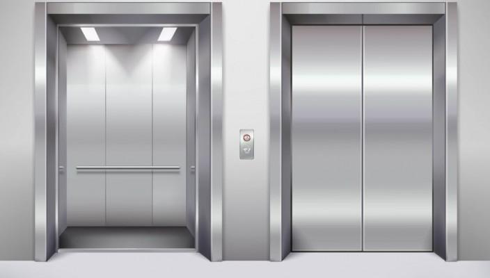 burro é quem pergunta se o elevador está descendo ou subindo, quando está parado imagem freepik