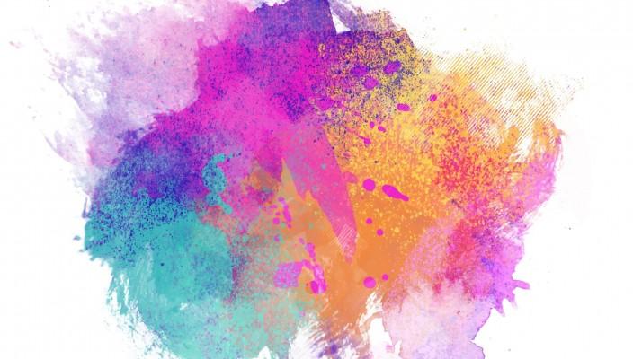 cores da infância