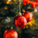 Natal bolas de árvores natalinas