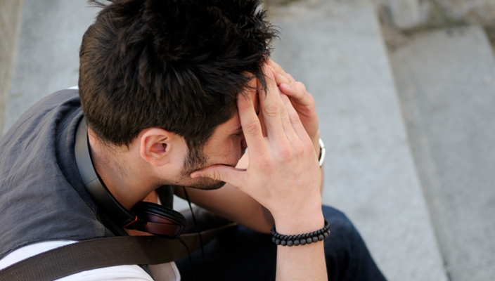 no isolamento, ninguém suporta mais ouvir notícias negativas
