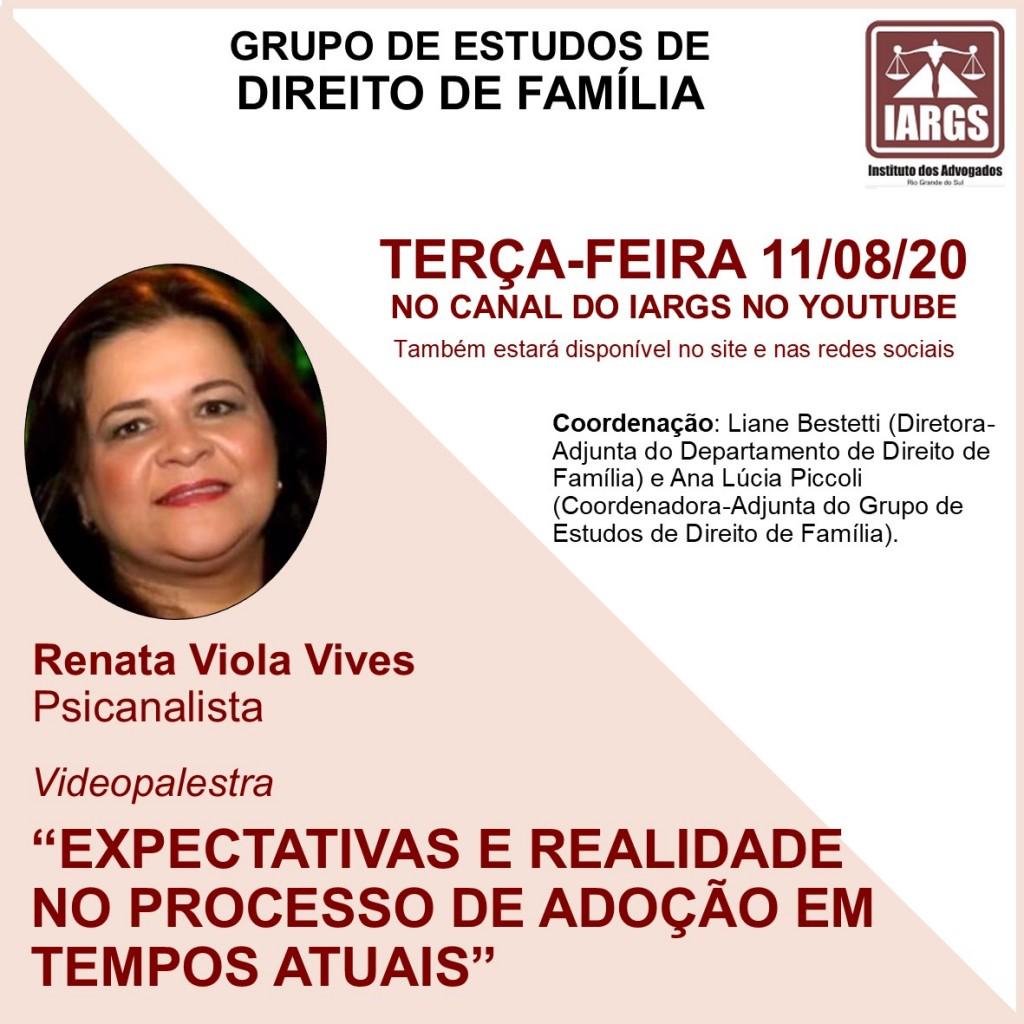Videopalestra Renata Viola Vives