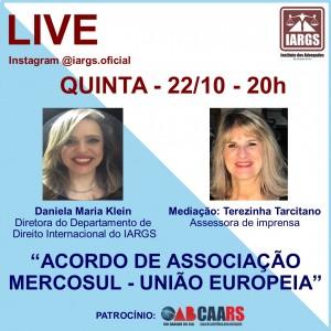 Live Daniela Klein
